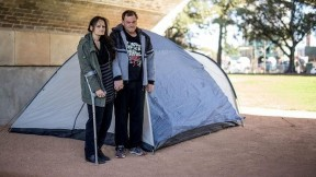 Wentworth Park homeless raising ire of community